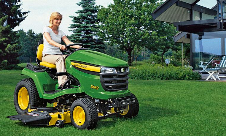 X500 Series | Riding Lawn Equipment | John Deere GB
