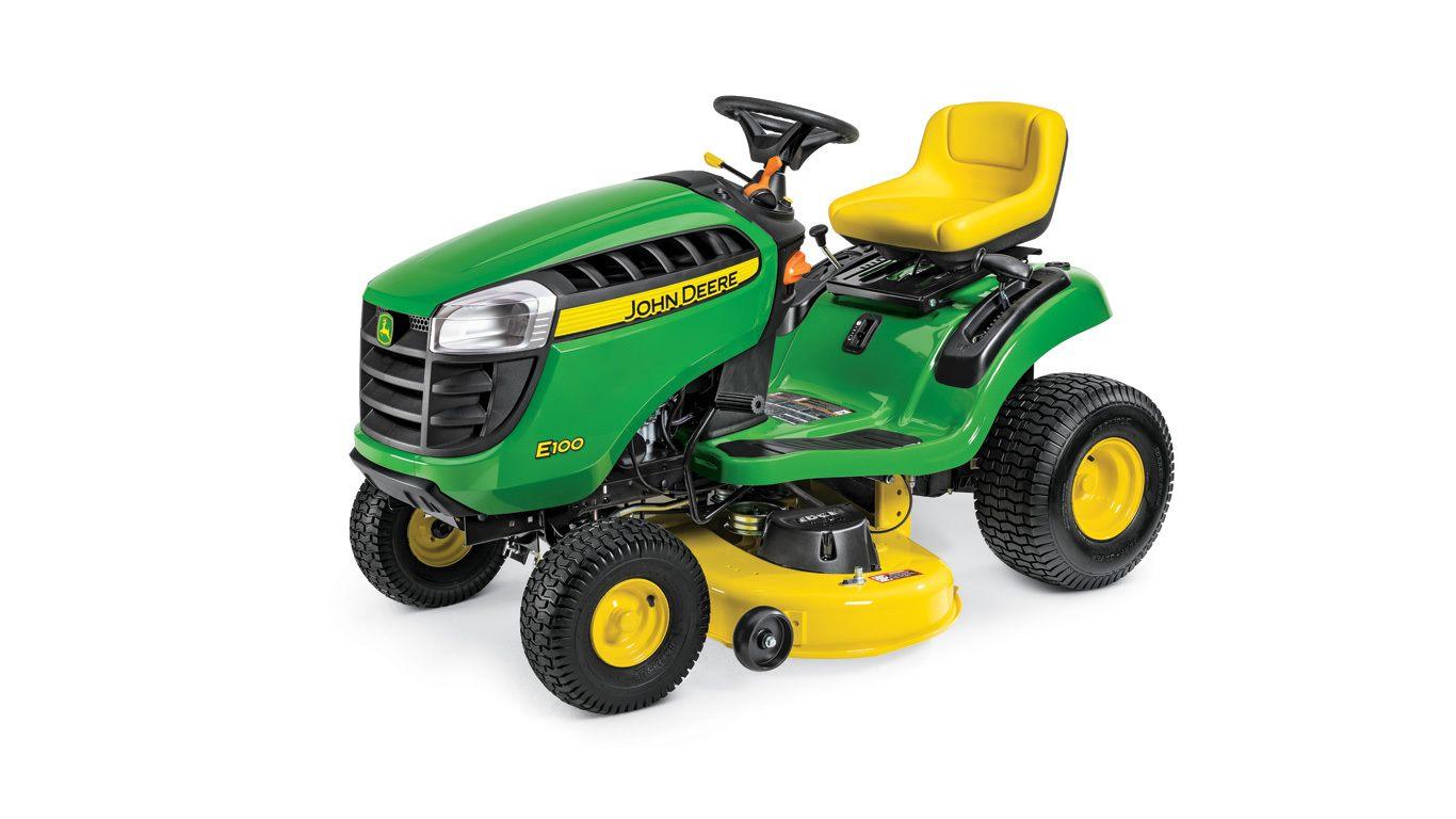 100 Series Lawn Tractors for sale | John Deere US