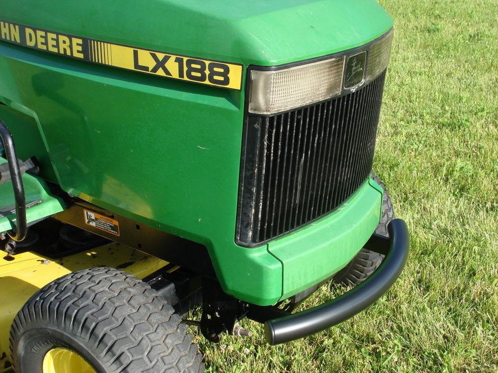 John Deere Front Bumper LX GT Series Lawn Mower Tractor ...