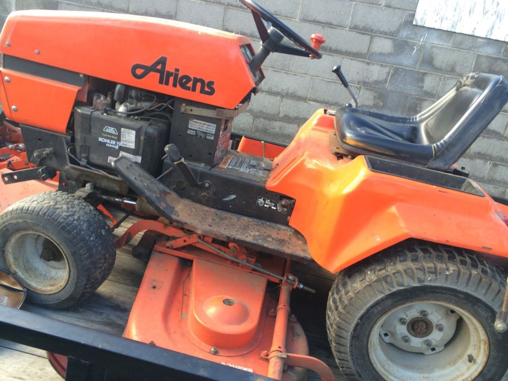 Ariens GT Series Lawn Tractor 60