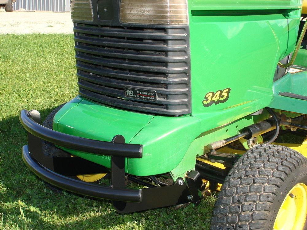 John Deere Front Bumper Lawn Tractor 325 335 345 355D ...