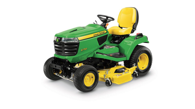 x750 lawn tractor   Green Diamond - John Deere Products ...