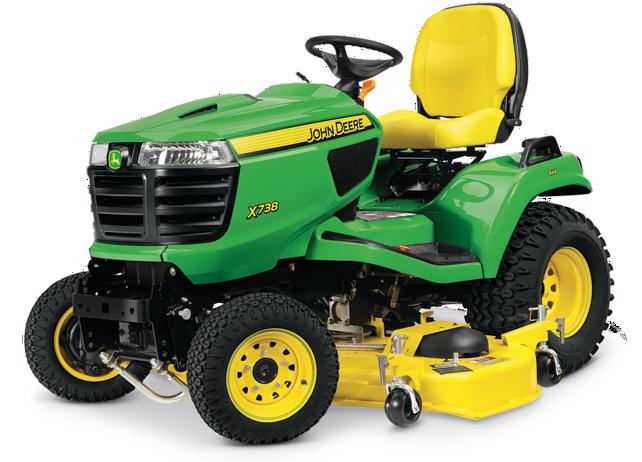 X700 Signature Series Tractors | Green Diamond - John ...