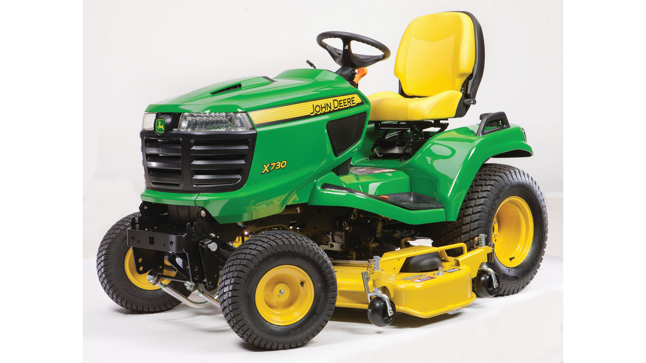 X700 Signature Series of Lawn Tractors | Green Industry Pros
