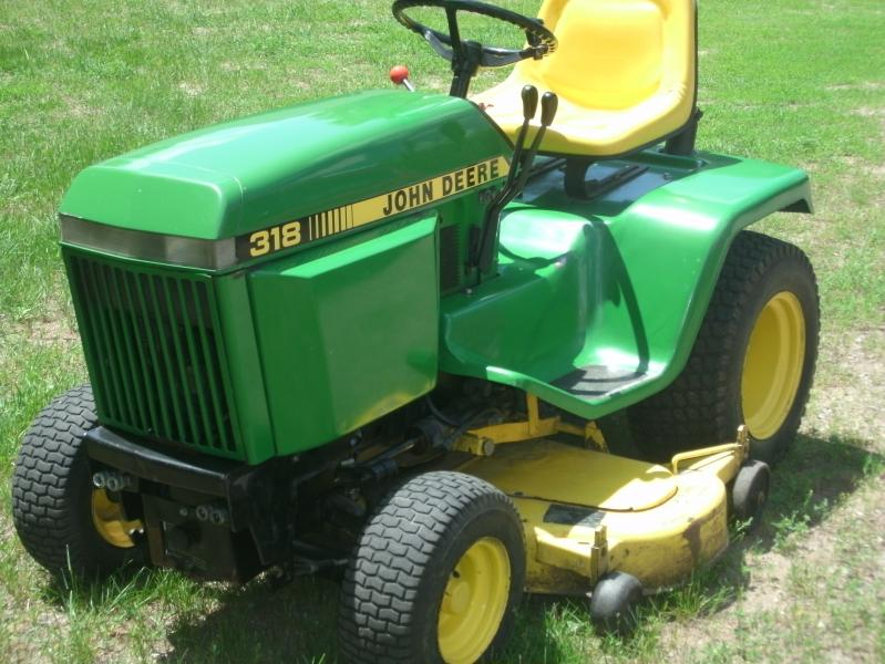 Case 400 Series For John Deere Opinions. - Garden Tractor ...
