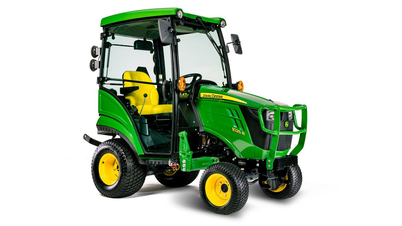 1025R | 1 Family Compact Utility Tractors | John Deere ...