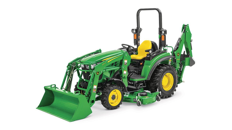 Compact Utility Tractors | 2025R | John Deere CA