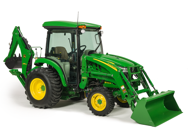 3033R Compact Utility Tractor Compact Tractors Tractors ...