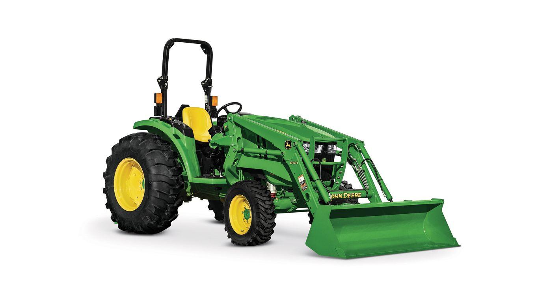 Compact Utility Tractor | 4066M | John Deere CA