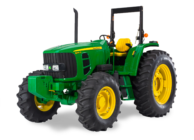 6130D Utility Tractor / 6D Series / Utility Tractors ...