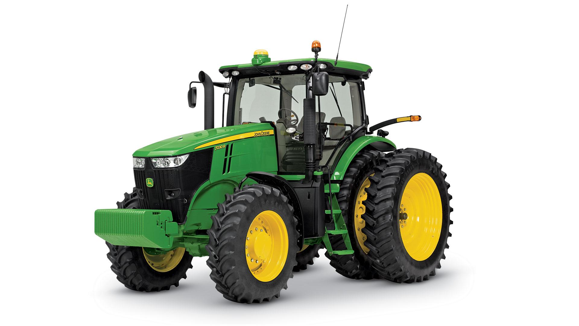 8R/8RT Series Row Crop Tractors   John Deere CA