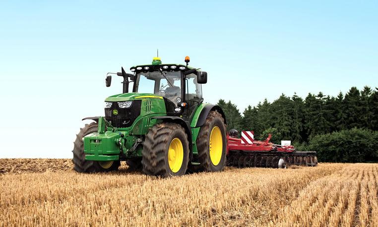 Row Crop Tractors - Australia & New Zealand   John Deere