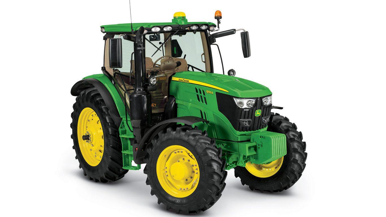 6M/6R (140-155 hp) Tractors for sale   John Deere CA
