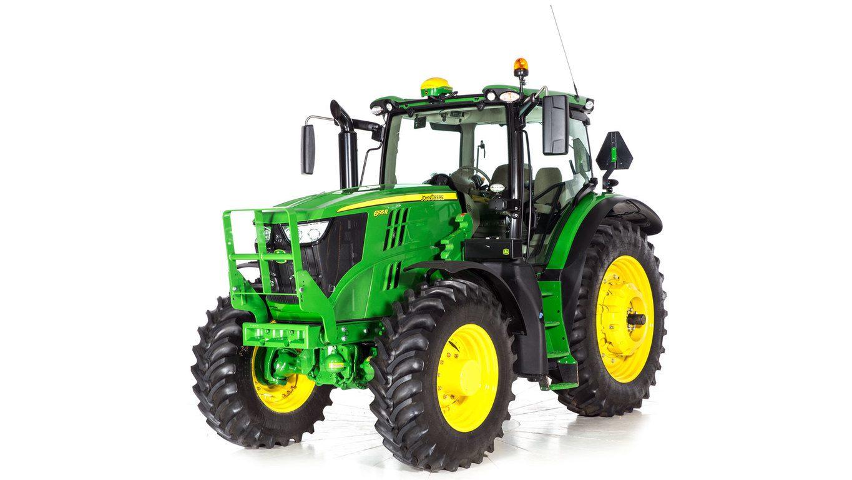 6145M Tractor   Row-Crop Tractors   John Deere CA