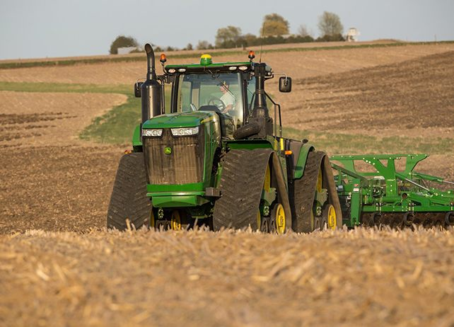 9 Family 4WD/Track Tractors | 9570RX Tractor | John Deere US