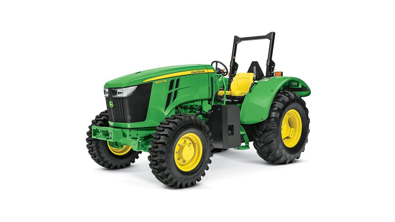 Specialty Tractors | 6150R Hi-Crop | John Deere CA