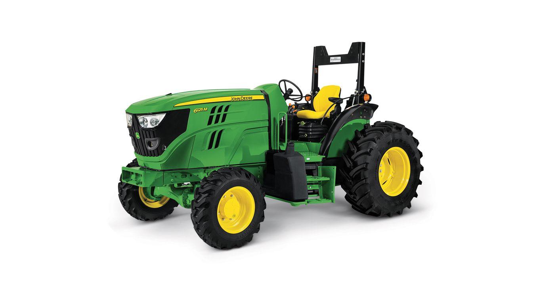 Specialty Tractors | 6125M Low-Profile | John Deere US