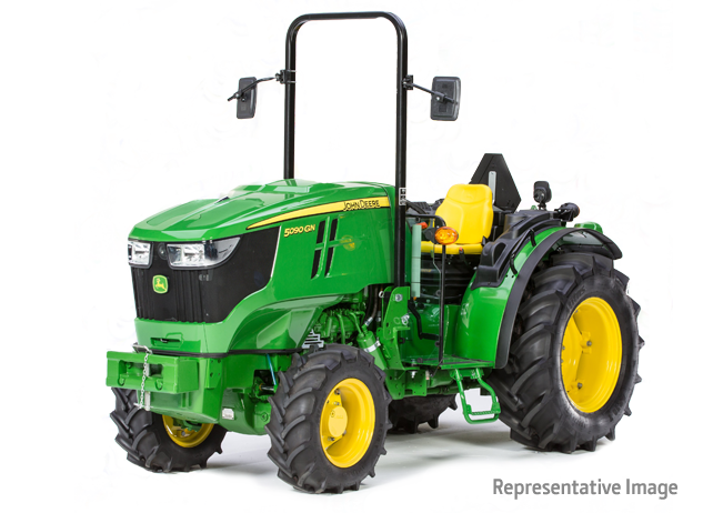 Specialty Tractors | 5075GN - 5075GV | John Deere US