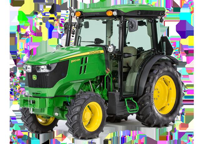 Specialty Tractors | 5100GN | John Deere US
