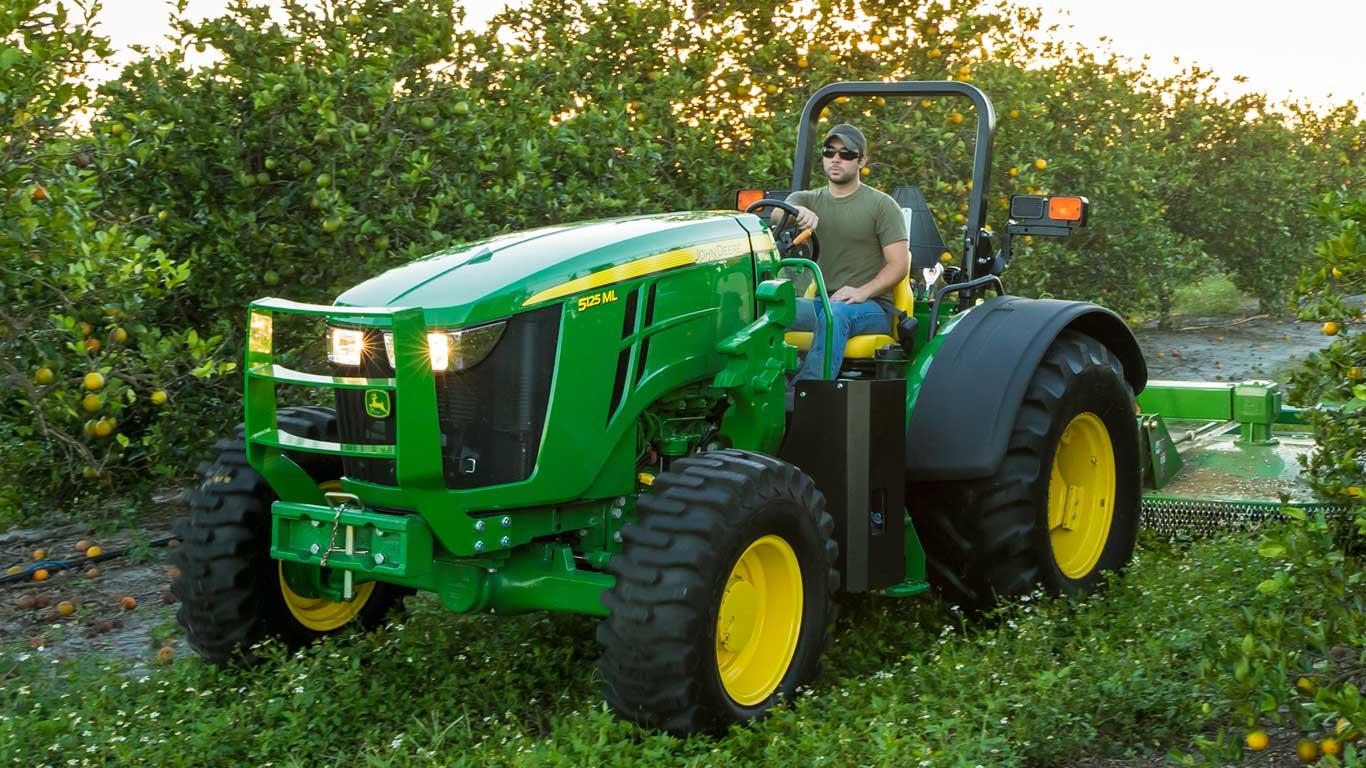 Specialty Tractors | John Deere US