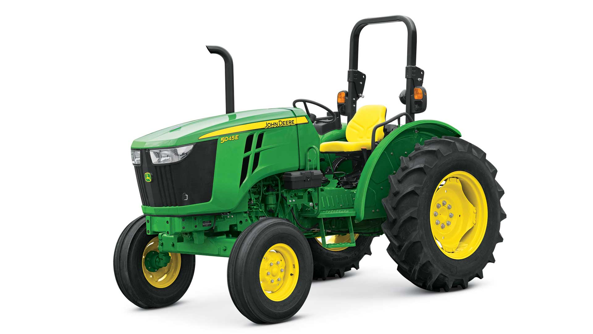 Compact & Utility Tractors | E Series | John Deere US