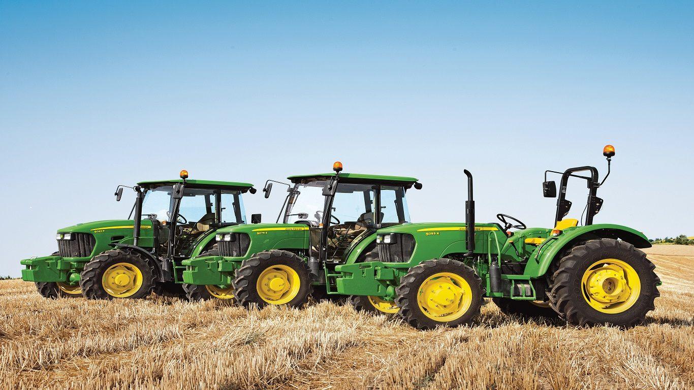 E Series Tractors | John Deere SSA