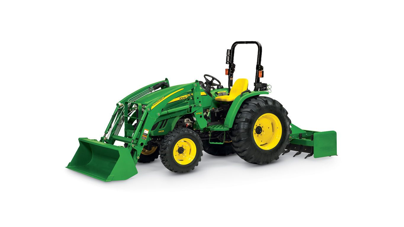 2025R 2 Family | Compact Utility Tractor | John Deere