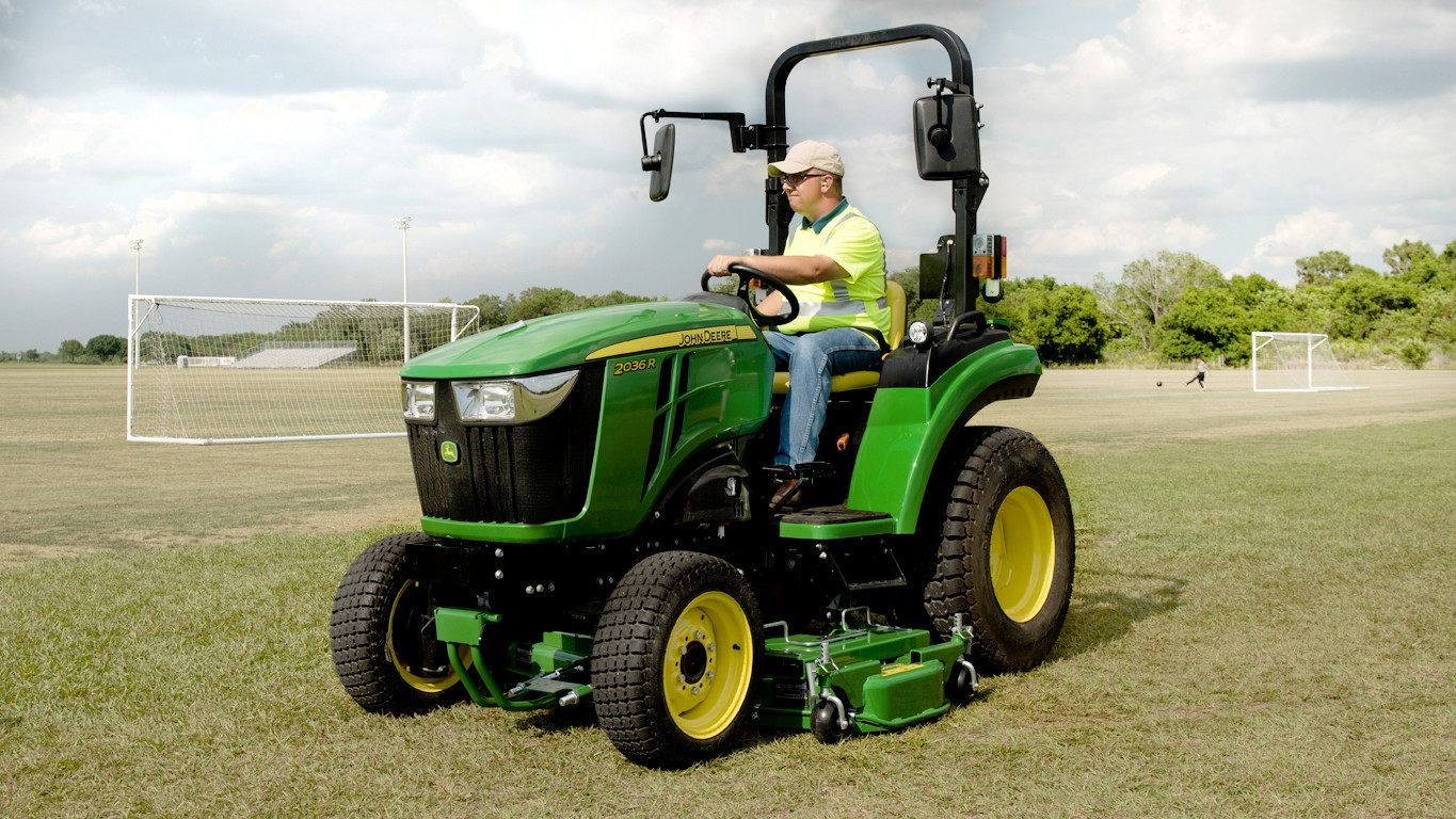 2036R | 2 Family Compact Utility Tractors | John Deere New ...
