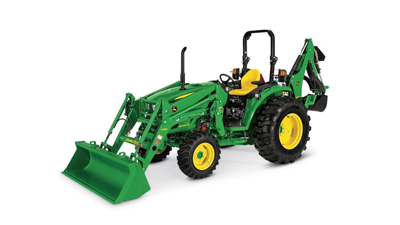 4 family compact utility tractors | Green Diamond - John ...