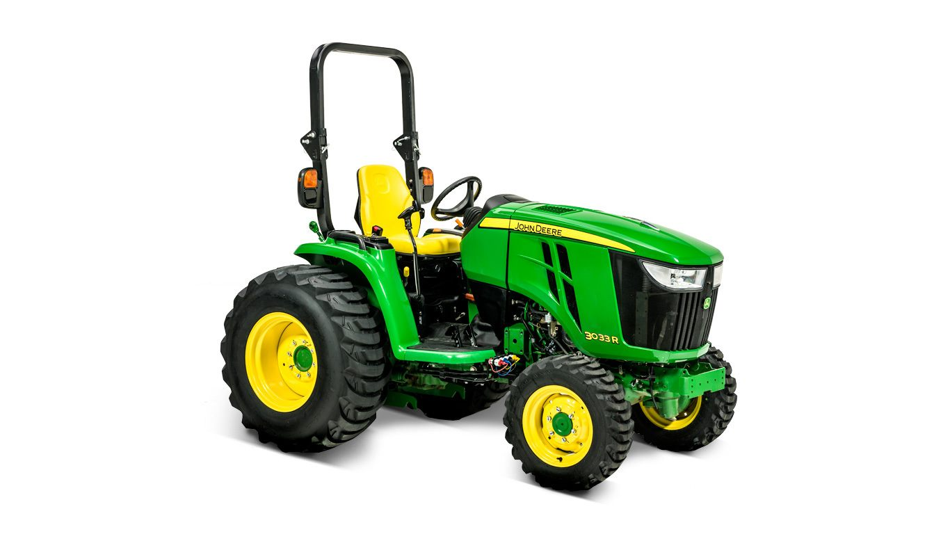 3 Family Compact Tractors for sale | John Deere CA