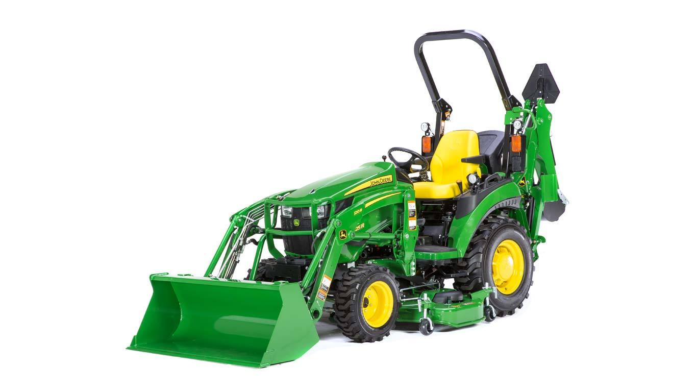 2025R Compact Utility Tractor - New 2 Family (25-32HP ...