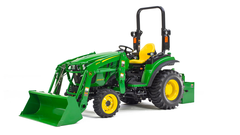 2032r compact utility tractor | Green Diamond - John Deere ...