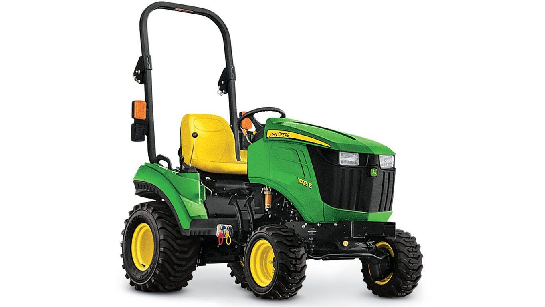 1023E | 1 Family Compact Utility Tractors | John Deere New ...