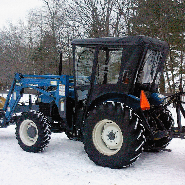 Tractor Cab-Enclosure for New Holland 2030, 2035, TC29 ...