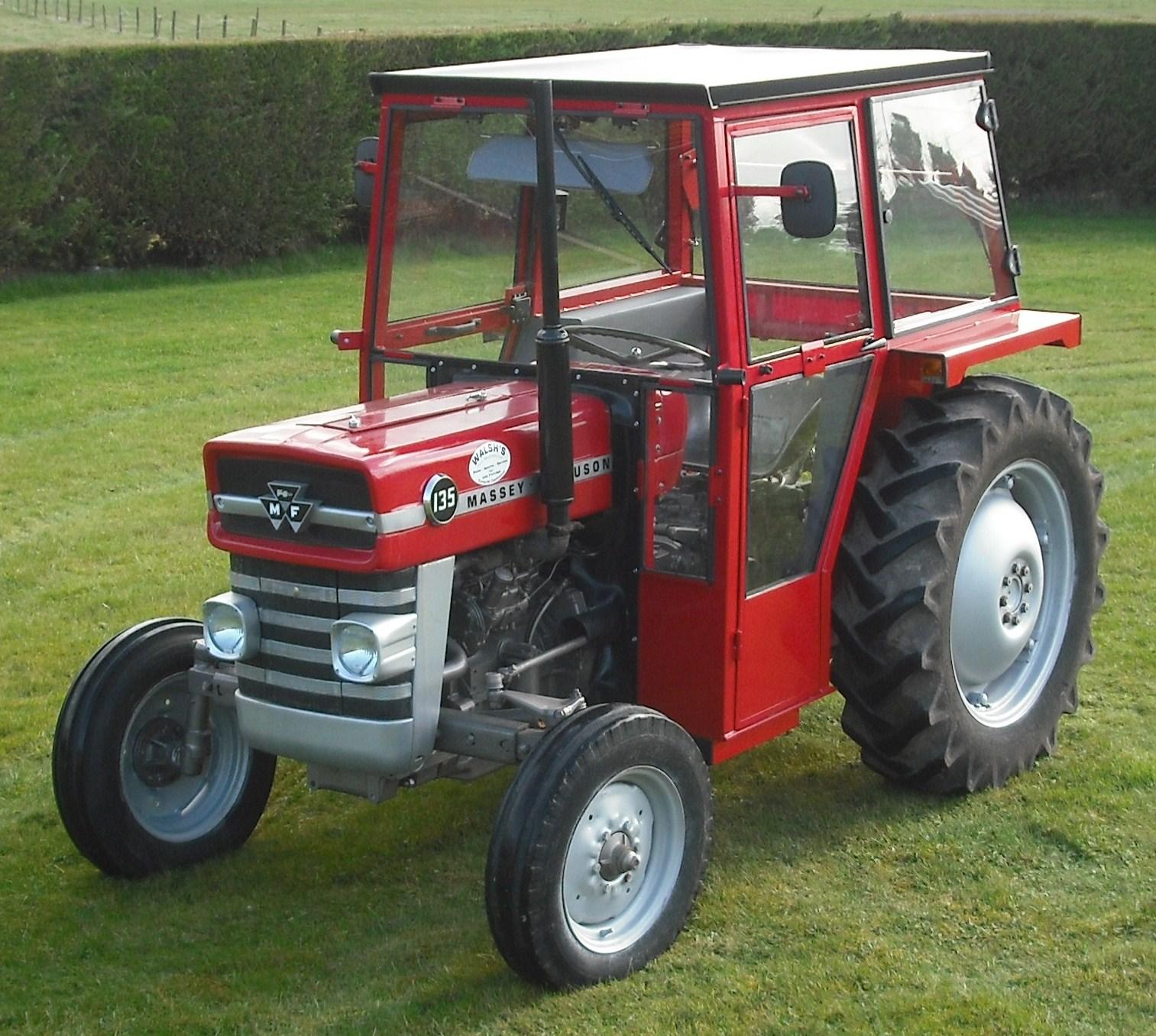 Tractors | C&G Engineering