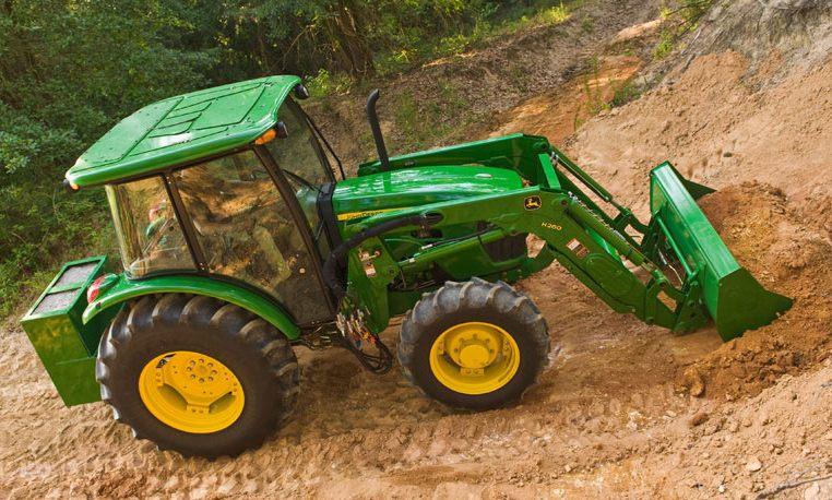 John Deere 5E Series (4Cyl) Utility Tractors