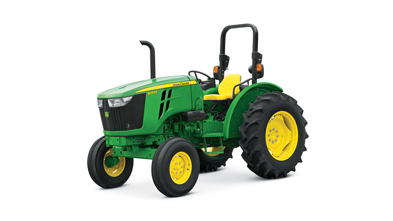 5E Utility Tractors (45-75 hp) for Sale | John Deere CA