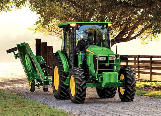 5100M Utility Tractor 5M Series Utility Tractors JohnDeere.com