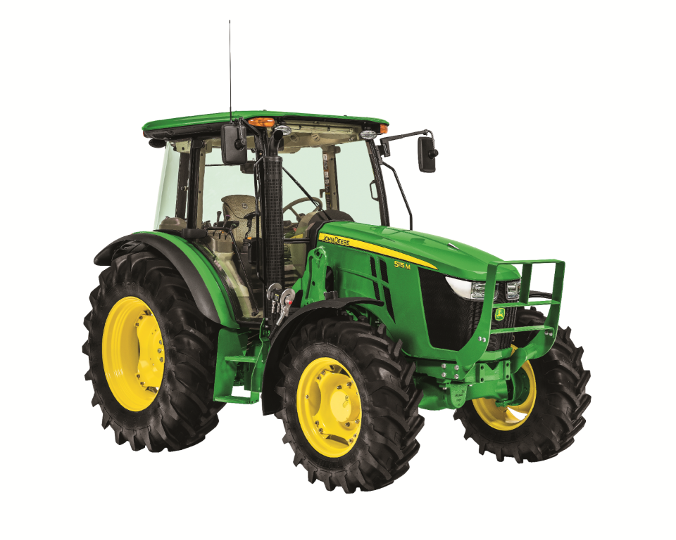 John Deere 5 Series Utility Tractors - Van Wall Equipment
