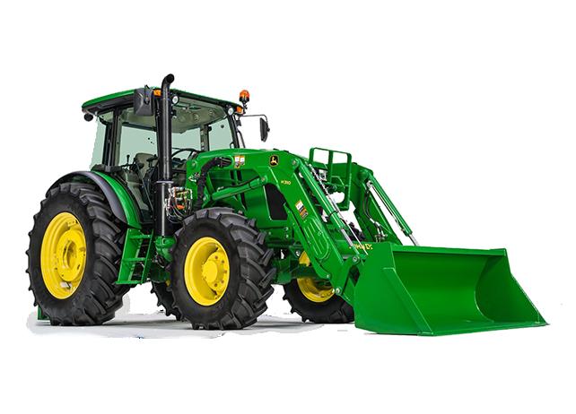 6E Series Utility Tractors   6120E Utility Tractor   John ...