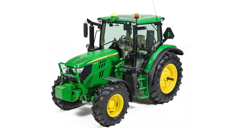 6E Series Utility Tractors   6105E   John Deere CA