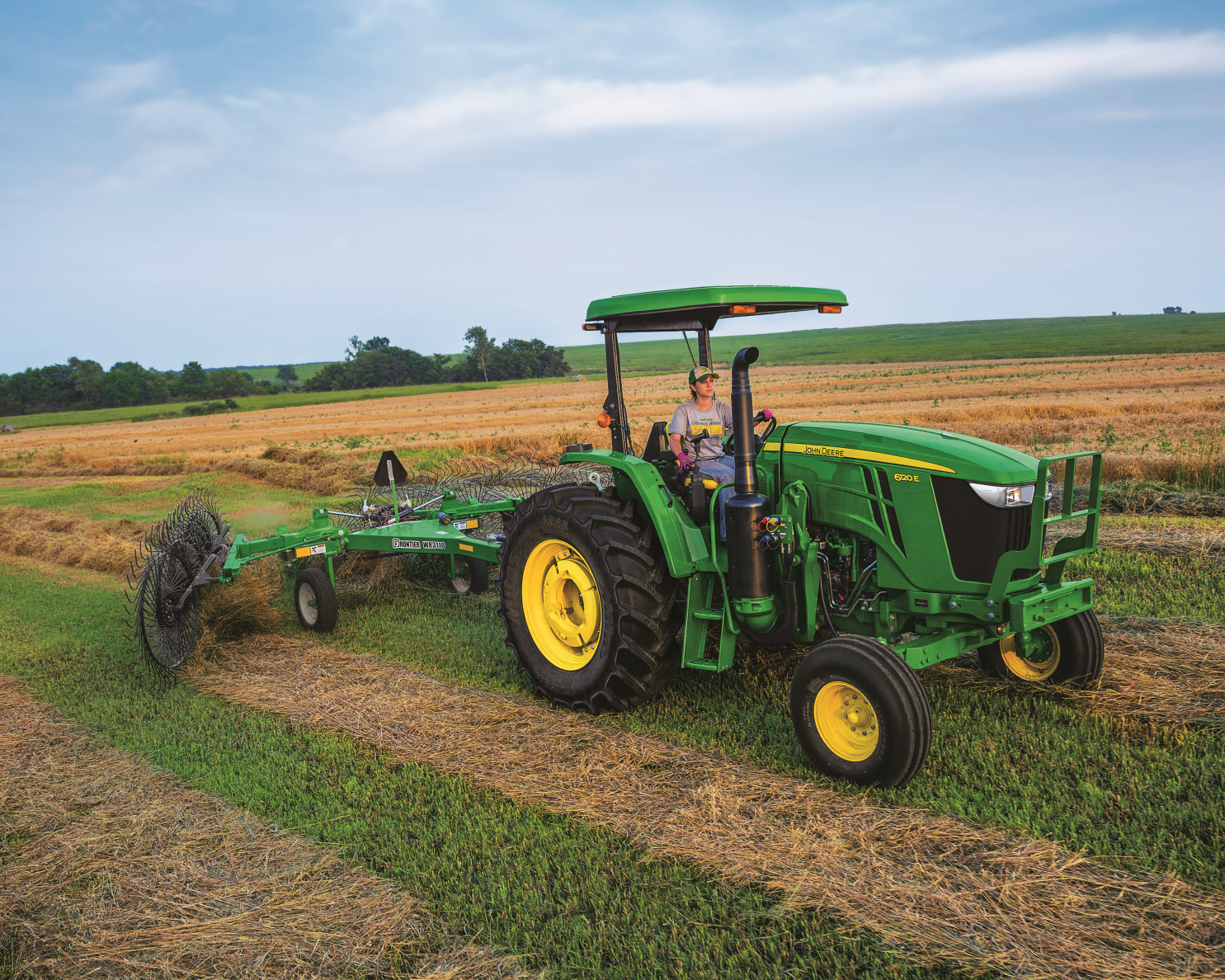 John Deere Utility Tractors | True North Equipment