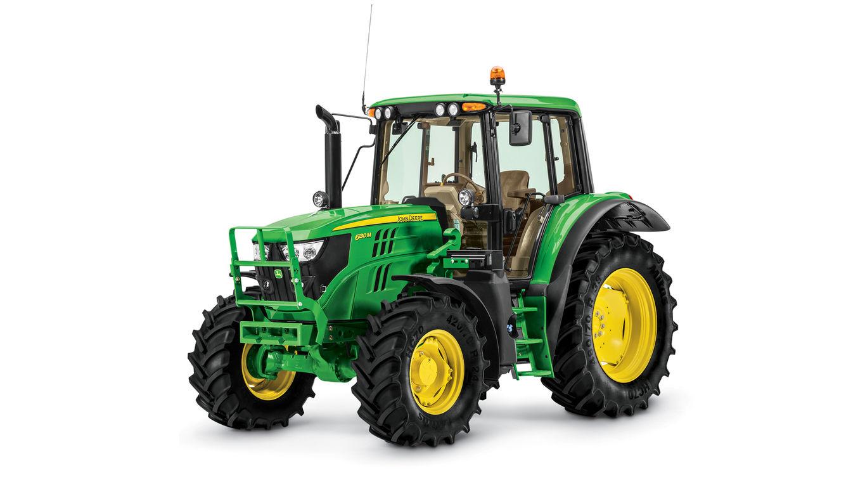 6R Series Utility Tractors | 6125R | John Deere US
