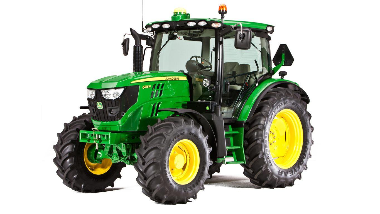 6M/6R (105-130 hp) Tractors for sale | John Deere CA