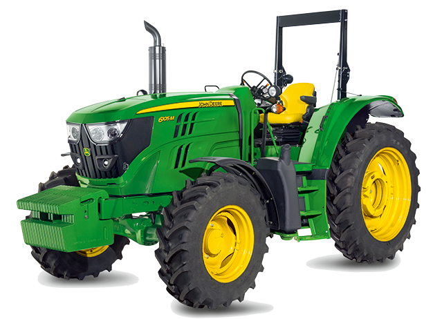 6105M OOS / 6M Series Utility / Utility Tractors ...