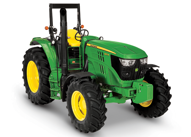 John Deere 6M Series Utility Tractors | Holland and Sons