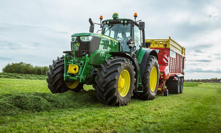 6M Series (Euro Spec) Utility Tractors | John Deere