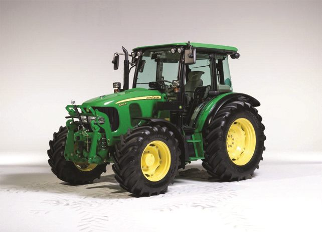 John Deere 5100R 5R 5000 Series Utility Tractors