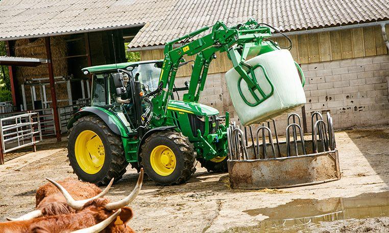5R Series | Utility Tractors | John Deere