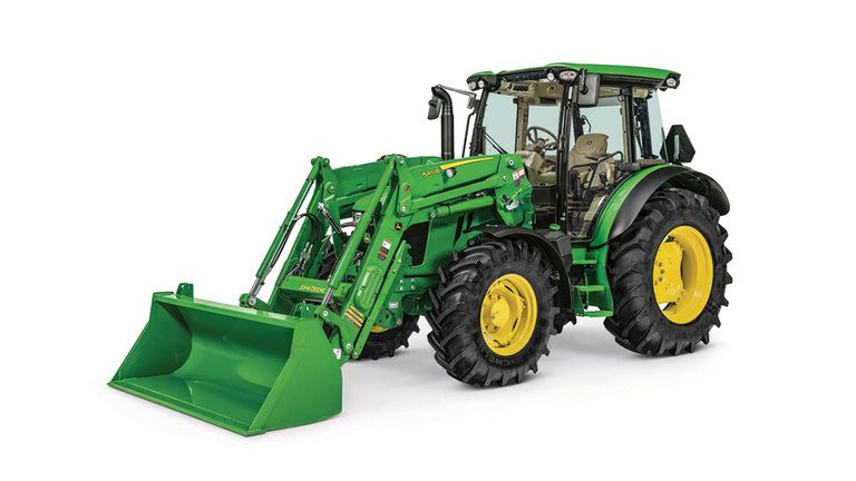 5R Series Utility Tractors - Quality Implement